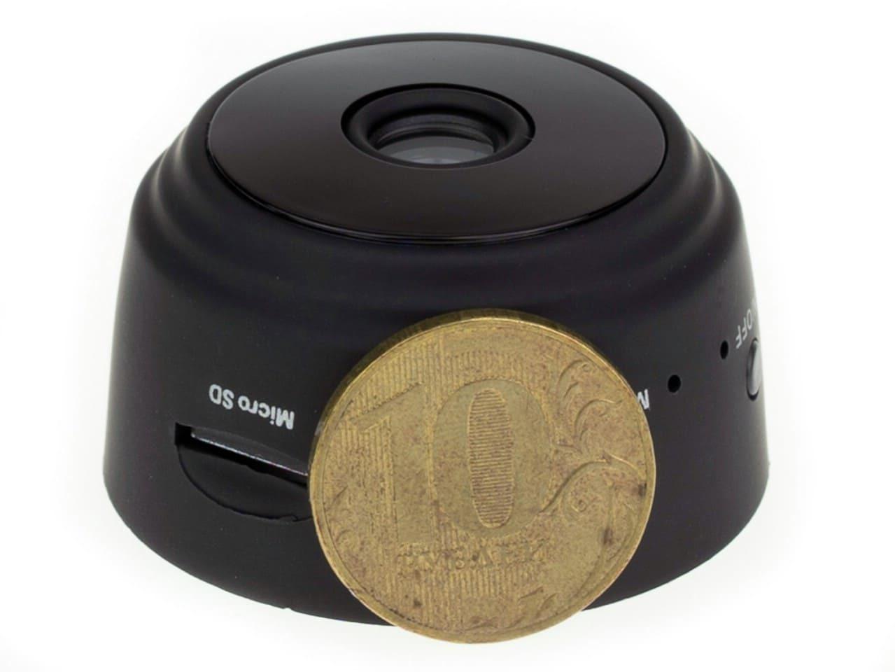 Беспроводная мини камера Ambertek Q4S