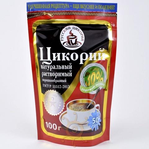 Цикорий растворимый Русский Цикорий, 100г