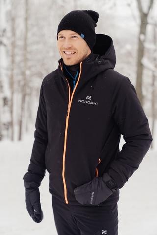 Утепленная куртка Nordski Pulse Black мужская