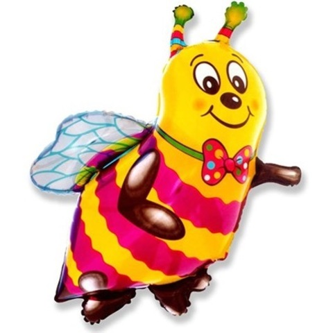 Пчелка мини, декор, 38 см
