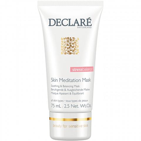 DECLARE Интенсивная успокаивающая маска мгновенного действия | Skin Meditation Mask