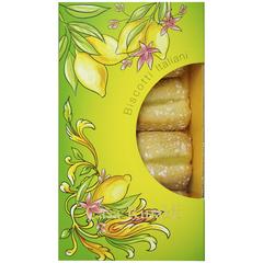 Печенье Casa Rinaldi Кучини с лимонным джемом 200 гр