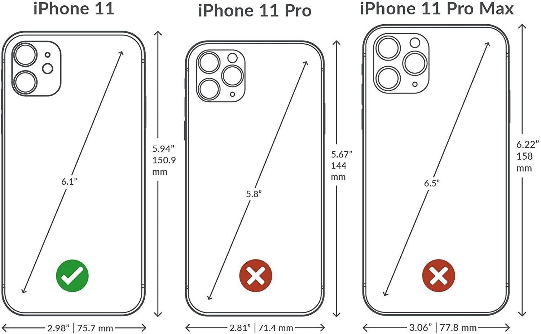 case iphone 11 - black
