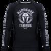 Рашгард Hardcore Training Helmet LS Black