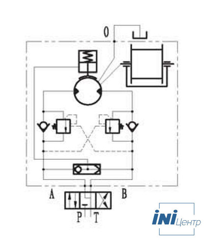 Эвакуационная лебедка IYJ22-15-55-10-ZPNC