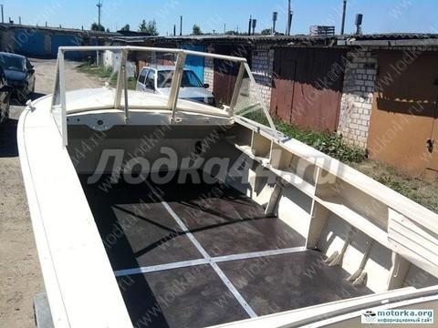Пайолы на лодку «Прогресс-4»