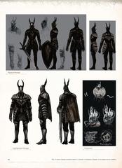 Артбук Dark Souls: Иллюстрации (ПРЕДЗАКАЗ!)