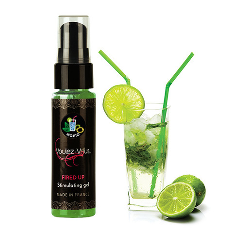 Возбуждающий гель Voulez-Vous... - Stimulating Gel Mojito 35 ml