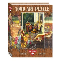 Puzzle SUMMER SHADE (Wooden) 1000 pcs