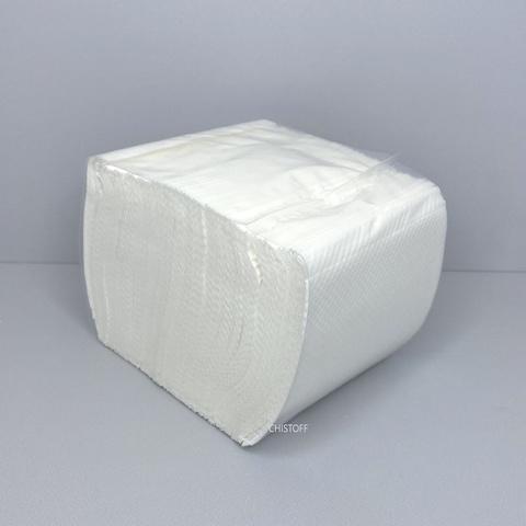 Туалетний папір листова V складання 2сл. (200 шт.) біла