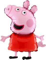 Г Фигура, Свинка Пеппа, 42''/107 см, 1 шт.