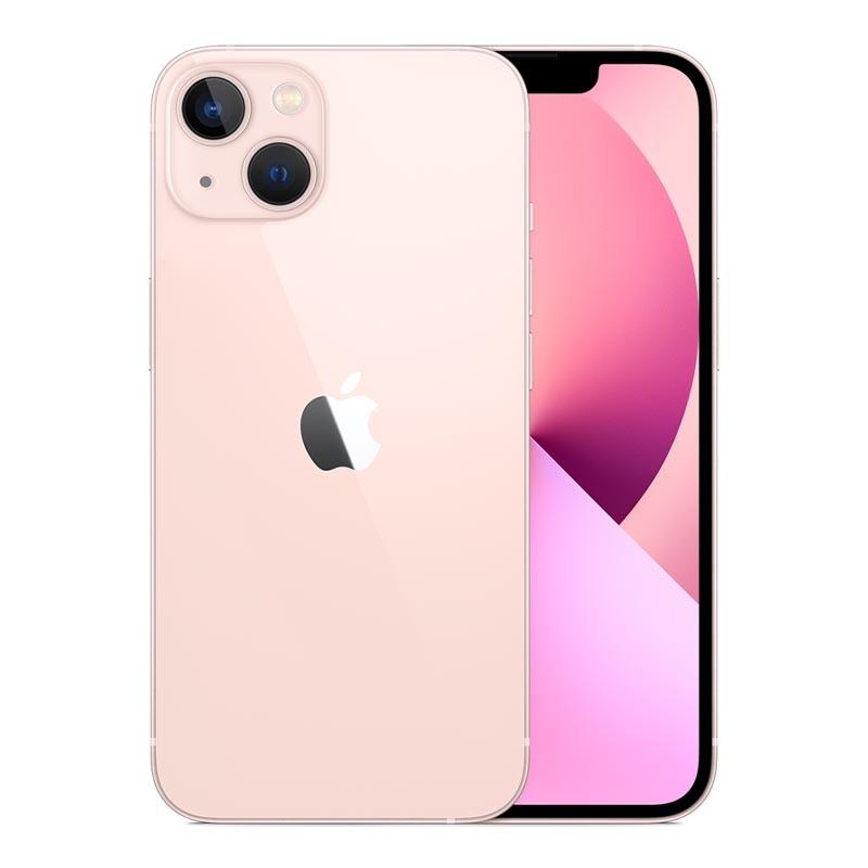 iPhone 13, 128 ГБ, розовый
