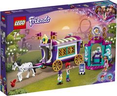Lego Friends Magical Caravan
