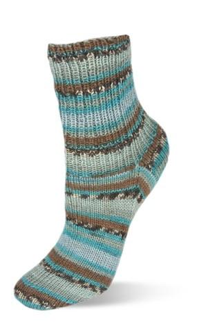 Носочная пряжа Rellana Flotte Socke Bambo Merino 3003