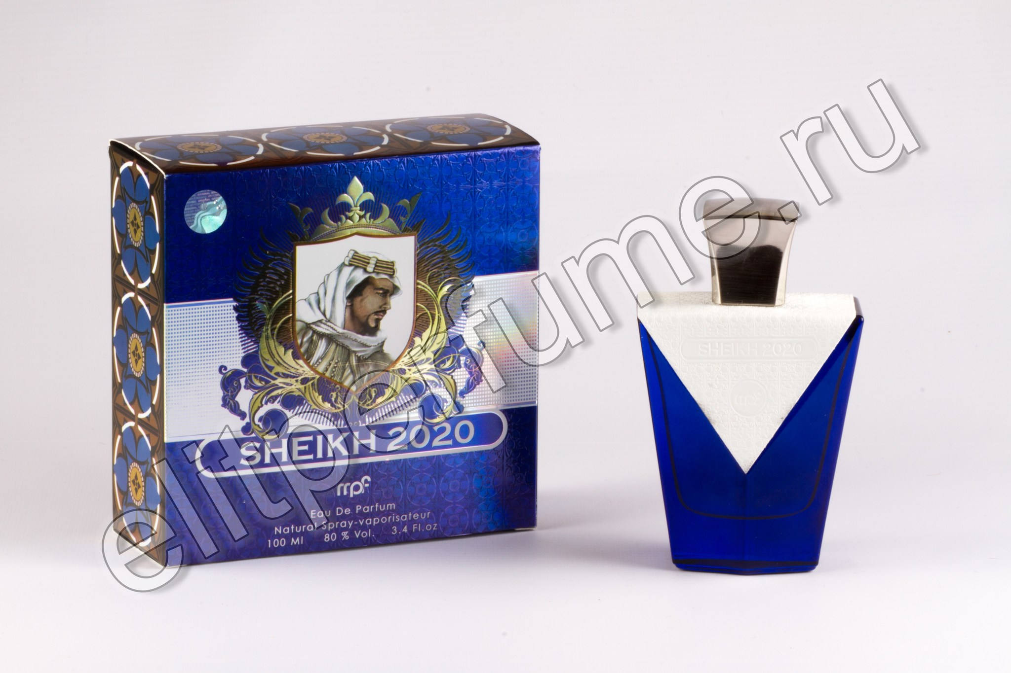 Sheikh 2020  Шейх 2020 100 мл спрей от Май Парфюмс My Perfumes