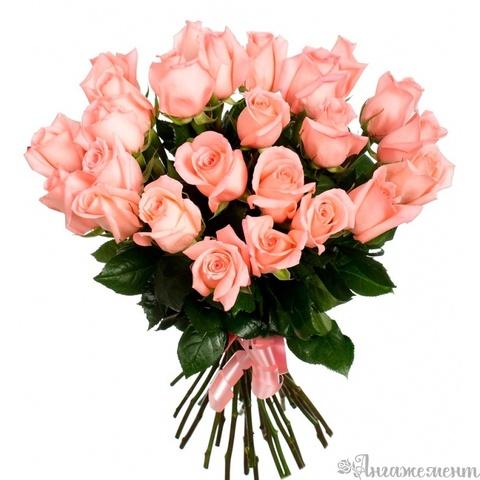 Букет из 25 роз Ангажемент