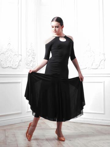 Платье St с открытыми плечами