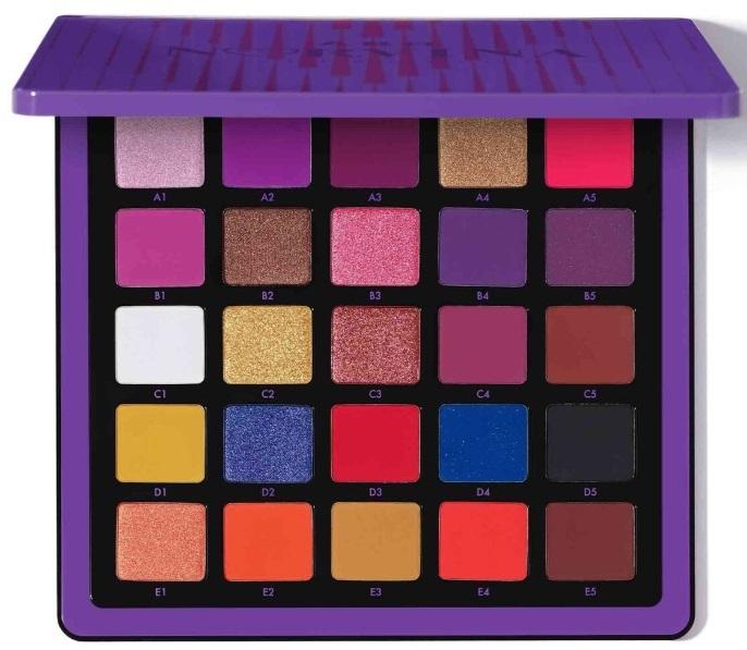 Anastasia Beverly Hills Norvina Pro Pigment Palette Vol.1 палетка теней