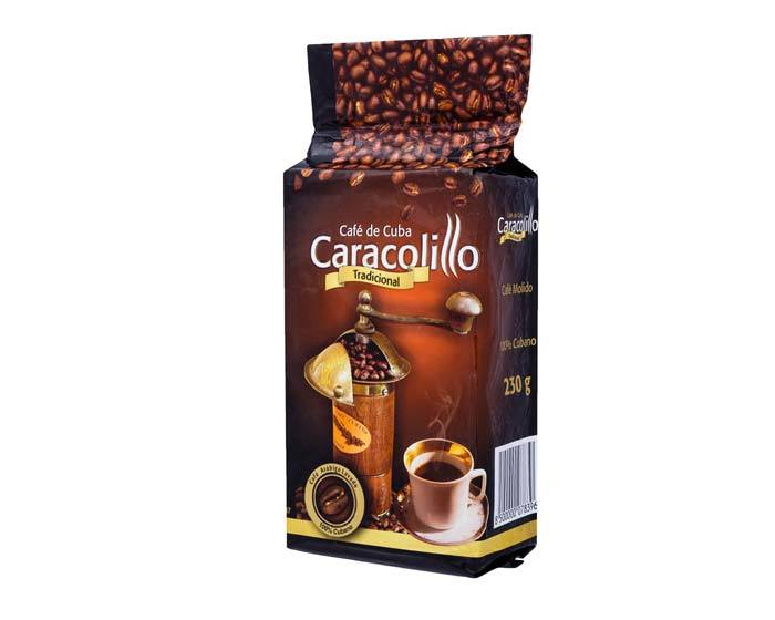 купить кофе молотый Caracolillo, 230 г
