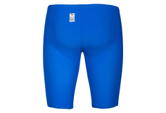 (2020) Стартовые шорты ARENA Powerskin Carbon AIR² Jammer electric blue-dark grey-fluo yellow ПОД ЗАКАЗ