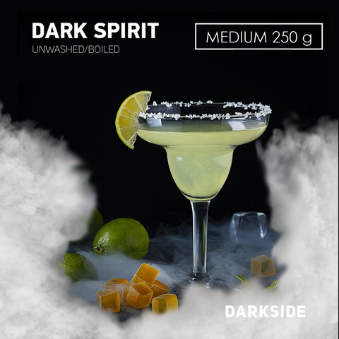 Табак Dark Side 250 г CORE Dark Spirit