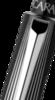Carandache RNX.316 - PVD Black, шариковая ручка, F