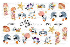 Слайдер наклейки Arti for you 212
