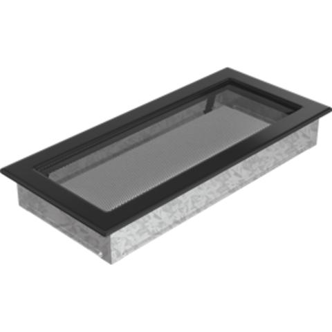 Вентиляционная решетка Черная (17*37) 37C