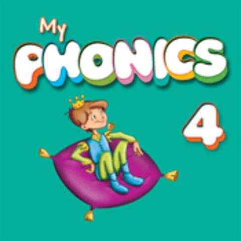 MY PHONICS 4 Pupil's CD
