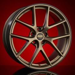 Диск колесный BBS CI-R 8.5x19 5x114.3 ET43 CB82.0 satin bronze