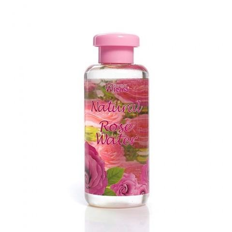 Розовая вода, гидролат Lema.100мл