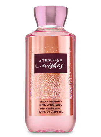 Гель для душа Bath&BodyWorks A Thousand Wishes 295 мл