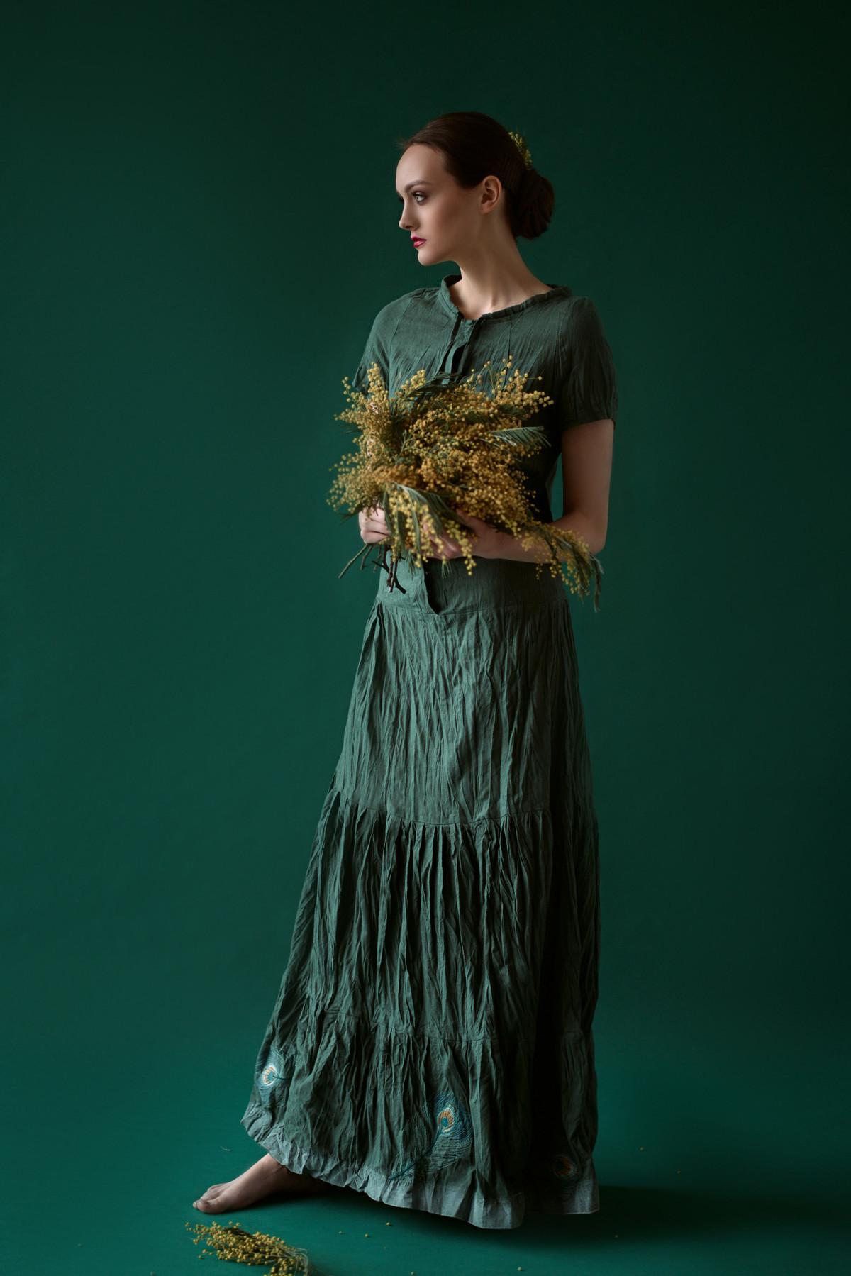 Злата. Платье женское PL-443