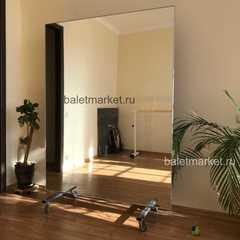 Передвижное зеркало PZ  одностороннее