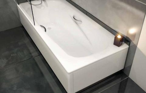 Ванна стальная BLB UNIVERSAL ANATOMICA 170х75 с ручками