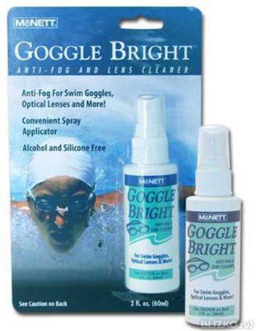 Спрей антифог для плавательных очков McNett Goggle Bright 60 мл
