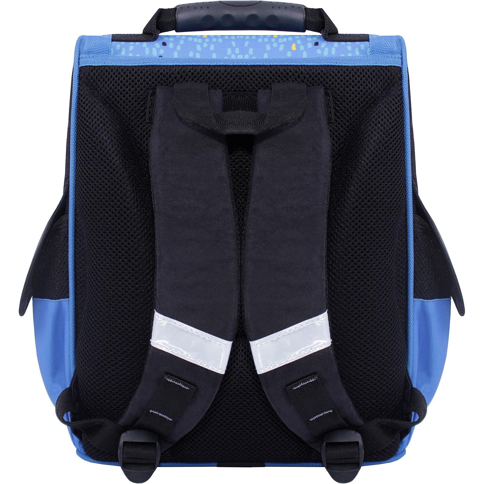 Рюкзак школьный каркасный Bagland Успех 12 л. Черный 362 (00551702) фото 3