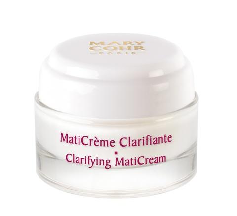 Крем регулирующий матирующий Mary Cohr Maticreme Clarifiante, 50 мл.
