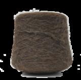 Пряжа Inca Tops Tiyarik ZL52 горький шоколад