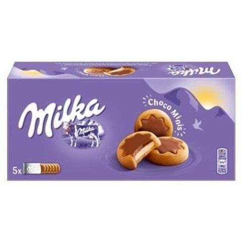 Milka Choco Minis Милка чоко минис 150 гр