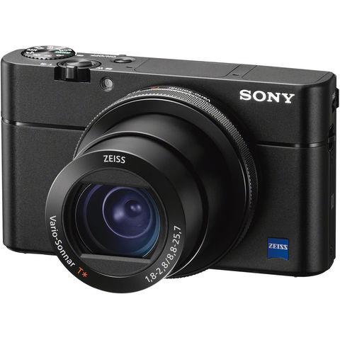 DSC-RX100M5A фотоаппарат Sony Cyber-Shot в фирменном магазине