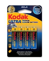 Батарейки Kodak Ultra LR6, AA (4/48) BL