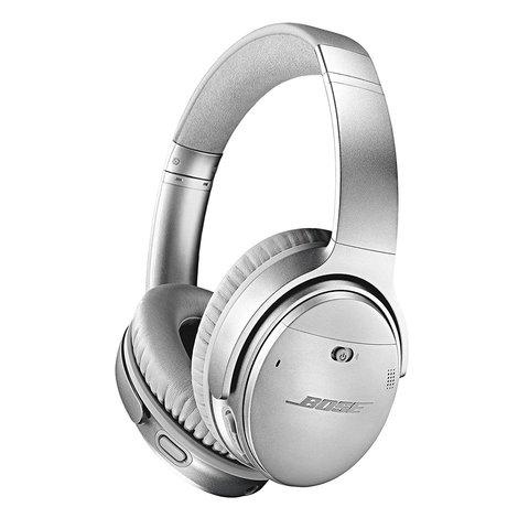 Наушники Bose QuietComfort 35 II (Silver / Серебристый)