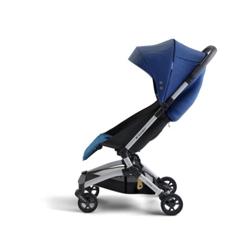 Прогулочная коляска X-Lander X-Fly Night Blue c сумкой X-Bag lite