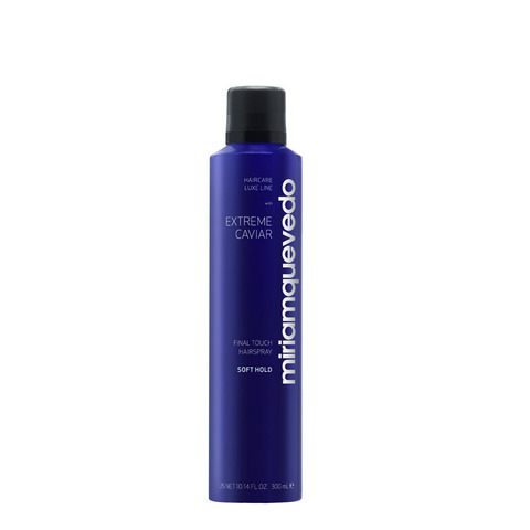 Extreme Caviar Final Touch Hairspray – Soft Hold