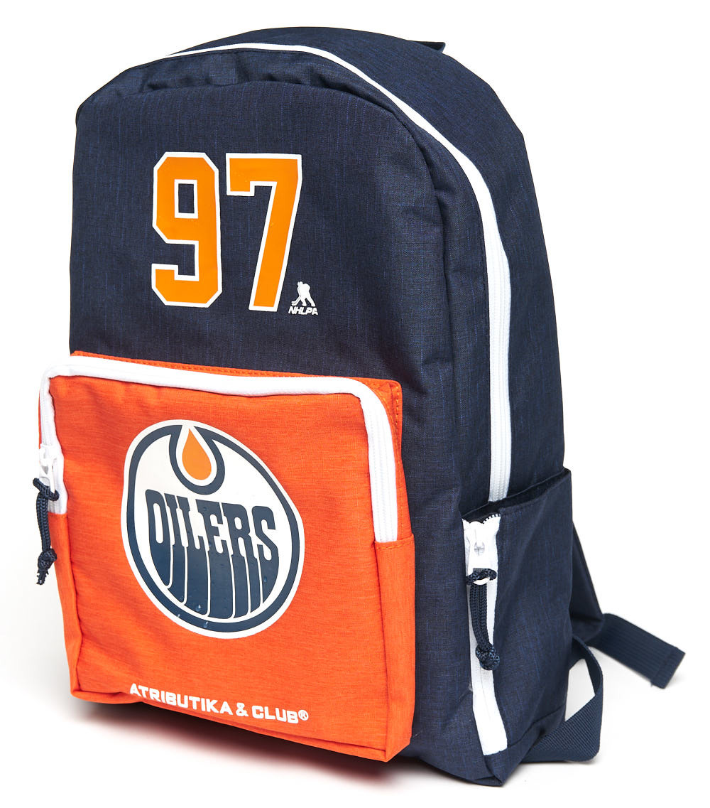 Рюкзак NHL Edmonton Oilers № 97 (детский)
