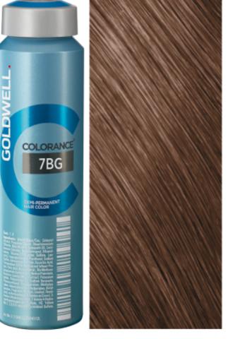 Goldwell Colorance 7BG светло-коричневый золотистый 120 мл