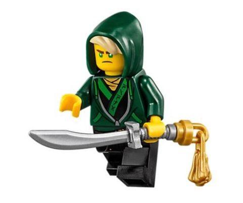 LEGO Ninjago Movie: Минифигурка Ллойда 30609 — Lloyd Garmadon Minifigure Ninjago Movie Polybag — Лего Ниндзяго фильм