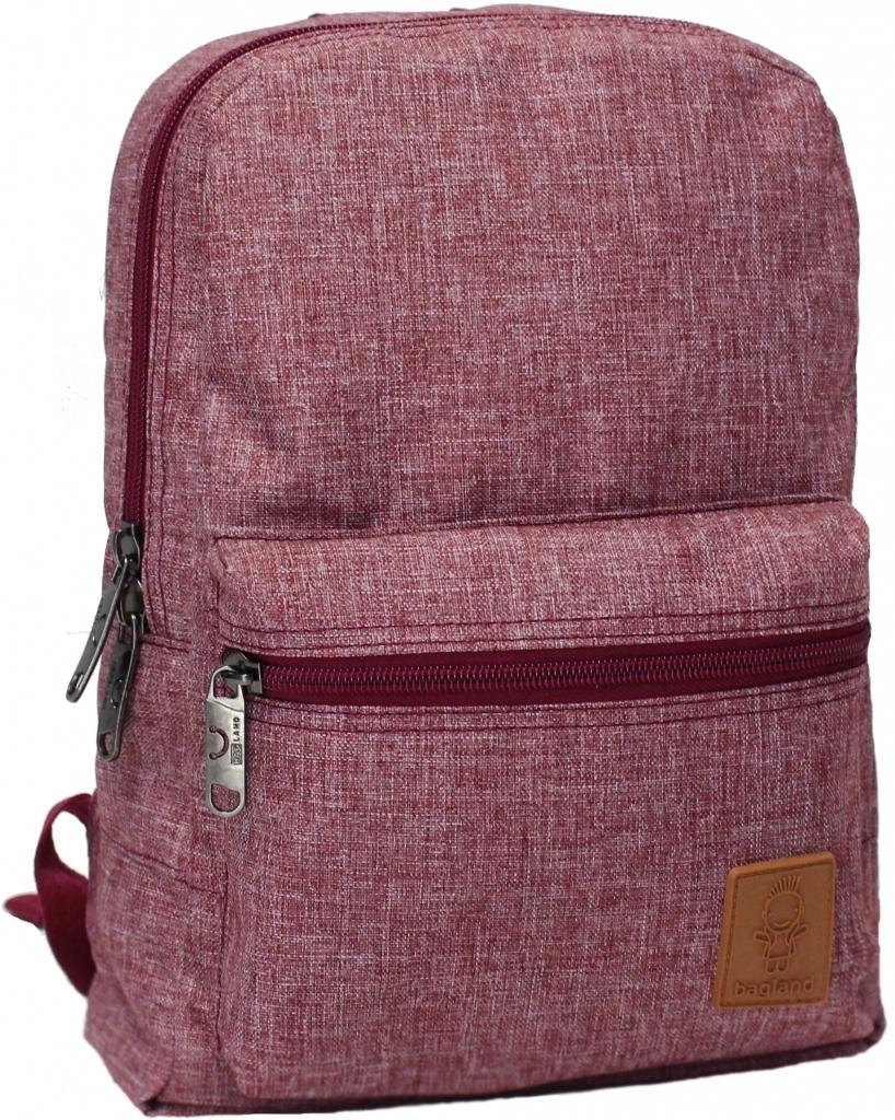 Детские рюкзаки Рюкзак Bagland Молодежный mini 8 л. Бордовый (0050869) efa8fabeb90e3b9a6448d1ca7a226002.JPG