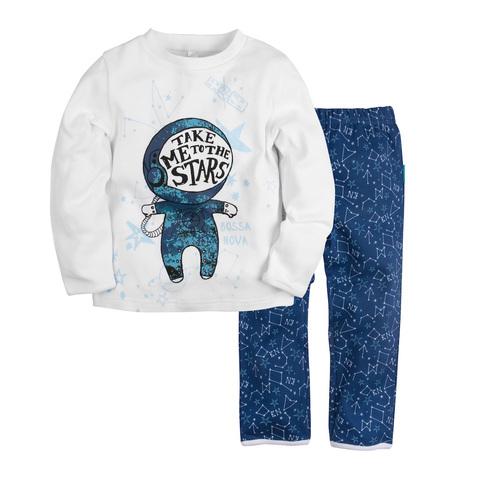 Детская пижама Bossa Nova со штанами для мальчика